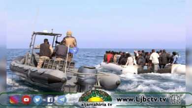 """Photo of صحيفة """"وول ستريت جورنال ، المهاجرون في ليبيا بين مطرقة البحر وسندان الاحتجاز"""