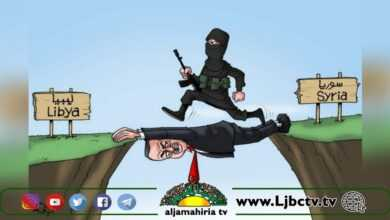 Photo of كاريكاتير   مرتزقة