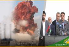 """Photo of مُحذرة من تكرار """"انفجار بيروت"""".. طاقة نواب طرابلس: استمرار إغلاق حقول النفط قد يؤدي إلى كارثة"""