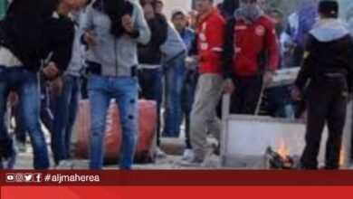 Photo of عاجل// احتجاجات بمدينة بن قردان التونسية بعد إغلاق معبر رأس اجدير الحدودي مع ليبيا