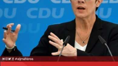 Photo of عاجل// وزيرة الدفاع الألمانية آنيغريت كرامب كارنباور: قلقون من وضع متفجر جدا بعد الانتخابات الرئاسية الأميركية