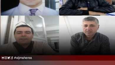 Photo of موقع بريطاني: أردوغان يفتقر إلى وسائل الاتصال أو الإفراج عن 4 أتراك معتقلين لدى حفتر