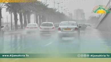 Photo of خبير مصري: تدنٍ حاد لدرجات الحرارة مصحوبًا بأمطار غزيرة وثلوج الثلاثاء المقبل