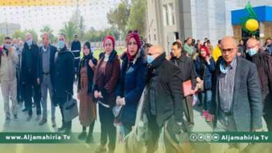 Photo of وصول الدفعة الثانية من الأطباء المصريين إلى مستشفى المقريف أجدابيا