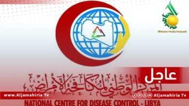 Photo of عاجل// مركز مكافحة الأمراض: تسجيل 880 حالة إصابة جديدة بفيروس كورونا وتعافي 748 و5 وفيات