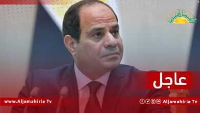 Photo of عاجل// الرئيس السيسي يؤكد للمنفي استمرار المساعدة المصرية لليبيا في كافة المجالات