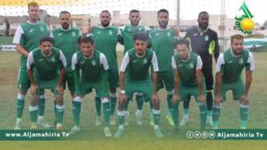 Photo of النصر يحسم المواجهة مع خليج سرت لصالحه في الدقيقة الأخيرة