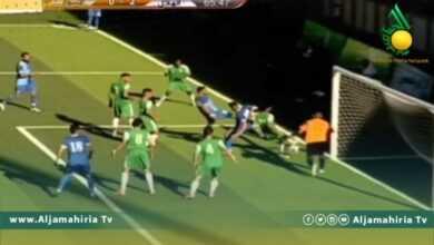 Photo of الهلال يتغلب على فريق الأنوار ضمن مباريات الأسبوع الرابع في ملعب شهداء بنينا