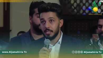 Photo of تنديدات واسعة بشأن اختطاف الصحافي الليبي زياد الورفلي