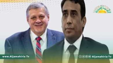 Photo of كوبيش يناقش مع المنفي ترتيبات عقد جلسة لمجلس النواب لمنح الثقة للحكومة