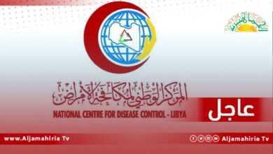 Photo of عاجل // ليبيا تُسجل 415 إصابة جديدة وحالتين وفاة إثر فيروس كورونا أمس