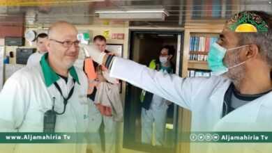 Photo of المركز الوطني لمكافحة الأمراض يوضح طريقة الكشف فيما يتعلق بالسفن القادمة إلى الموانئ الليبية