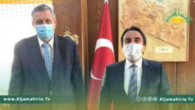 Photo of السفير التركي في ليبيا: التقينا كوبيش وداعمون لمهامه!