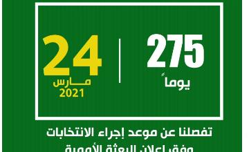 Photo of العد التنازلي للانتخابات الرئاسية القادمة في ليبيا