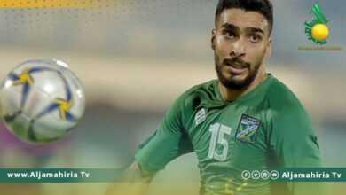 Photo of اللاعب الليبي السنوسي الهادي يقود فريقه الكويتي للفوز في الجولة السادسة من الدوري