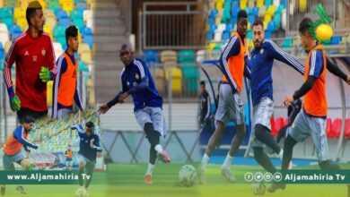 Photo of بالصور// المنتخب يواصل استعداداته للقاء تونس غدا