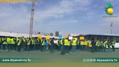 Photo of مطار معيتيقة الدولي: موظفو المناولة يوقفون تقديم خدماتهم