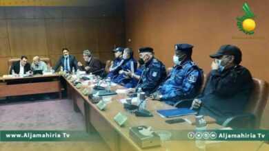 Photo of اجتماعان أمني وفني في بنغازي لتأمين لقاء المنتخبين الليبي والتونسي