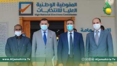 Photo of الدبيبة يلتقي عماد السايح رئيس المفوضية العليا للانتخابات ويؤكد على دعمها