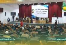 Photo of الشلماني يفوز بفترة ولاية جديدة 4 سنوات للاتحاد الليبي لكرة القدم