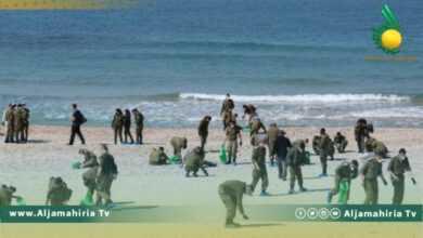 Photo of إسرائيل تتهم إيران بتسرب نفطي لوث شواطئها