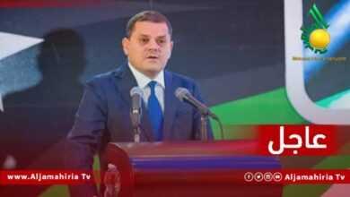 Photo of عاجل// رئيس الوزراء الجديد يتجه إلى سرت لعرض التشكيل الحكومي على أعضاء مجلس النواب