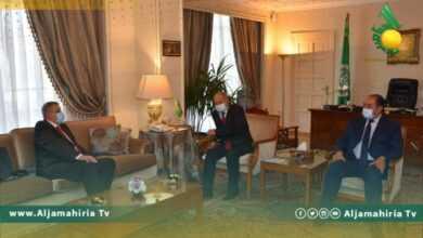 Photo of أبو الغيط يؤكد للمبعوث الأممي إلى ليبيا إلتزام الجامعة العربية بدعم المرحلة الإنتقالية حتى إجراء الانتخابات الرئاسية