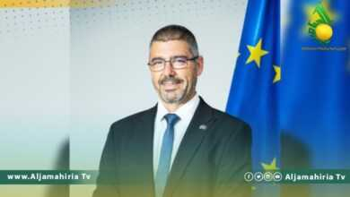Photo of سفير الاتحاد الأوروبي: مشاركة المرأة في قيادة ليبيا شرط للنجاح