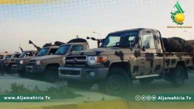 Photo of كتيبة 106 التابعة لقوات الكرامة تداهم منزل المرحوم على عمر الشتوى وتعتقل أبنائه