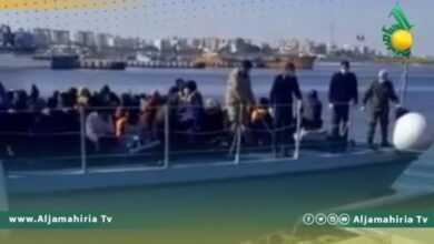 Photo of حرس السواحل ينقذ 76 مهاجرا كانوا في طريقهم إلى أوروبا