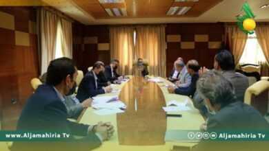 Photo of وزير الإقتصاد يلتقي عدد من الشركات الصينية لبحث تطوير البنية التحتية في ليبيا