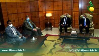 Photo of كوبيش يلتقي اللافي والكوني لاستعراض عمل البعثة في ليبيا والتشديد على إجراء الانتخابات في موعدها