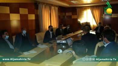 Photo of وزيرا الاقتصاد والتجارة والنفط والغاز يبحثان إمكانية إنشاء مصافي لتكرير النفط