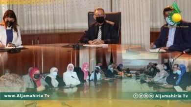 Photo of وزير الإقتصاد يلتقي سيدات الأعمال الليبيات لبحث مشاكلهن