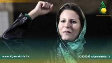 Photo of المحكمة الأوروبية ترفع إسم الدكتورة عائشة القذافي من قائمة العقوبات وتعتبرها غيرُ مُهدِدَة للسلم والأمن