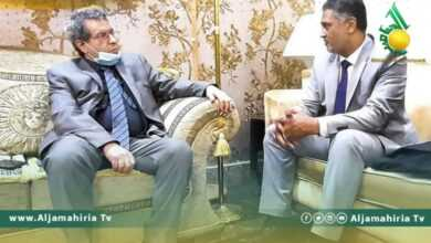 "Photo of رئيس شركة الكهرباء يلتقي ""عون"" لطلب تزويد المحطات بالغاز مع اقتراب ذروة الاستهلاك"