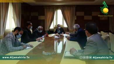 Photo of وزير الإقتصاد يؤكد ضرورة البدء في تفعيل غرف التجارة والصناعة