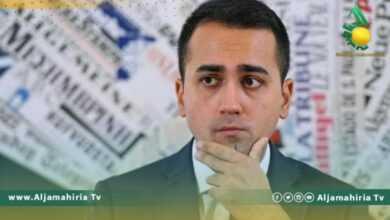 Photo of وزير الخارجية الإيطالي يُرجح فتح قنصلية بلاده في بنغازي خلال يونيو المقبل