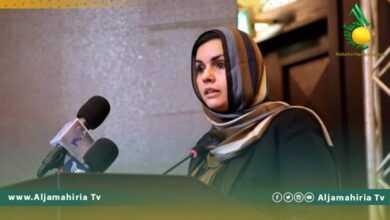 Photo of الزهراء لنقي عضو لجنة الحوار تؤكد انتهاء اللجنة القانونية من صياغة القاعدة الدستورية للانتخابات