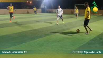 Photo of انطلقت تظاهرة نادي الأمجاد الرياضية الرمضانية التي نظمها النادي بمنطقة العوينات.