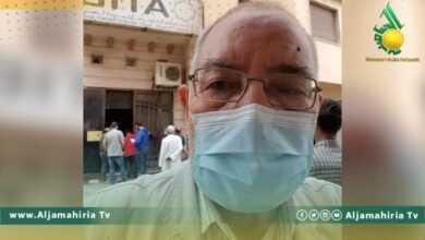 Photo of السفير الليبي السابق غيث سالم يحكي معاناته مع السيولة والمصارف