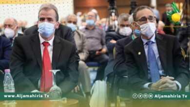 Photo of إنطلاق فعاليات المنتدى الإقتصادي الليبي الجزائري بمشاركة الحويج