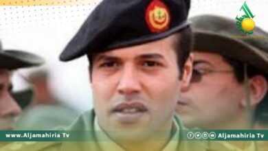 Photo of الجنرال الذهبي كما يسميه محبوه: الذكرى السنوية لاستشهاد الرائد خميس معمر القذافي