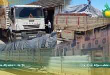 Photo of شركة البريقة لتسويق النفط تسترجع شحنة من الزيوت كان متحفظ عليها لدى مديرية أمن الزاوية