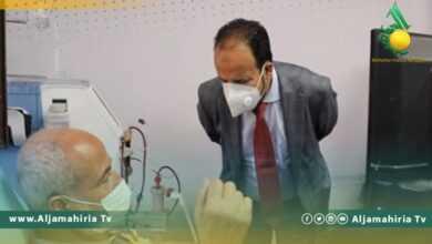 Photo of الزناتي يتعهد بتوفير الأدوية لمركز قرطبة بعد العيد