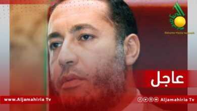 Photo of عاجل| النائب العام يؤكد براءة الساعدي القذافي ويطالب وزارة العدل بتنفيذ الحكم