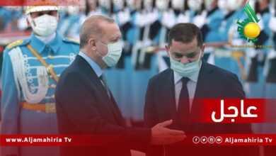 Photo of عاجل| الدبيبة: لا يستطيع أي تركي الدخول للأراضي الليبية في الوقت الحالي إلا من خلال الإجراءات القانونية والتي تنطبق على كل الأجانب