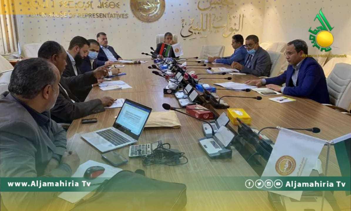 لجنة المالية