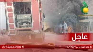"Photo of عاجل // انسحاب منتسبي قوة ""444 "" التابعة لمليشيات الردع من بني وليد باتجاه طرابلس بعد رفض الأهالي دخولهم."