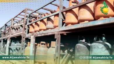 Photo of بلدية زليتن تستقبل 8 سيارات لتوزيع غاز الطهي